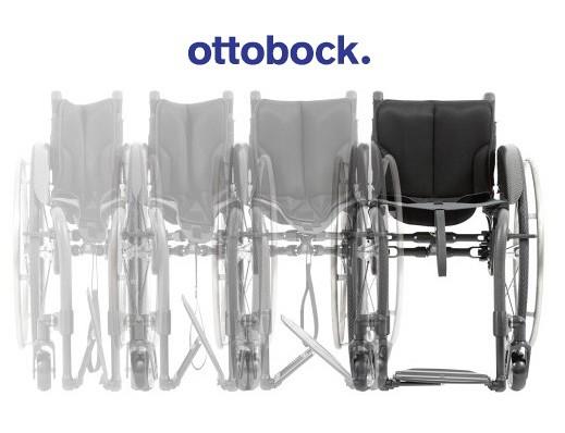 Aktivni invalidski voziček ZENIT