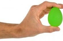 Terapevtski krepilec roke - jajce
