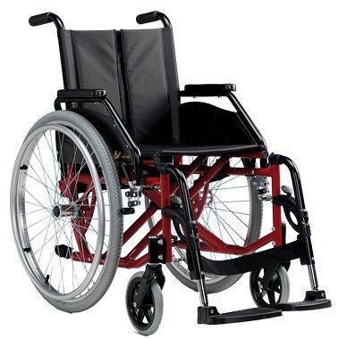Invalidski voziček na ročni pogon 17.60