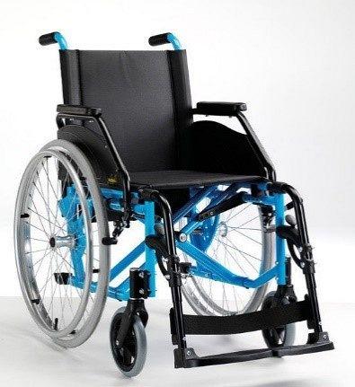 Invalidski voziček na ročni pogon 17.68