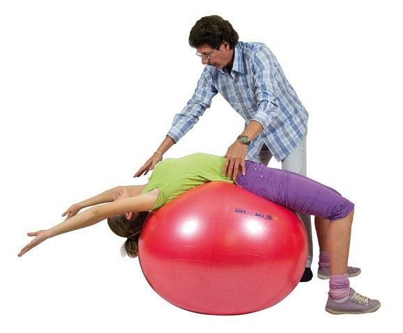 Žoga za sedenje Gymnic Plus 85 cm