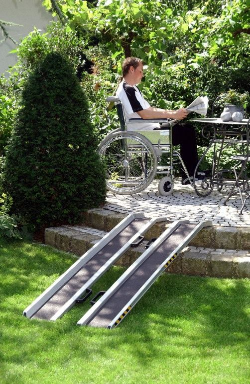 Zložljive rampe