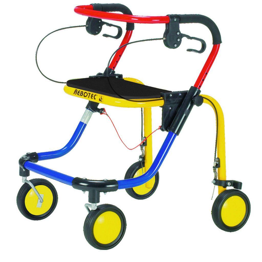 Otroška hodulja s kolesi FIXI in FOX