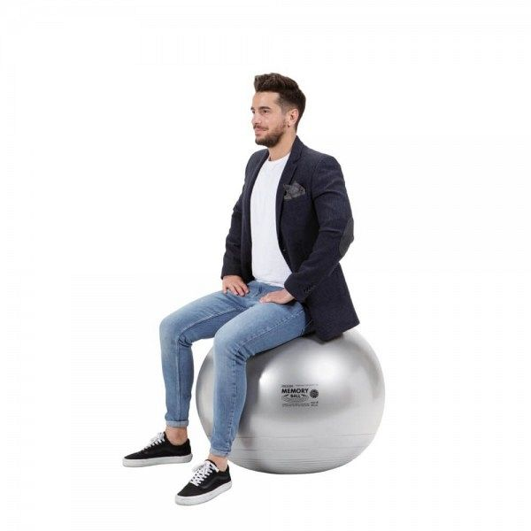 Žoga za sedenje Gymnic Plus 65 cm