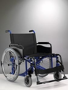 Invalidski voziček na ročni pogon 17.60XXL