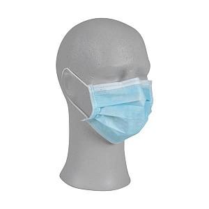 ABENA zaščitna maska z elastiko IIR - 50 kos