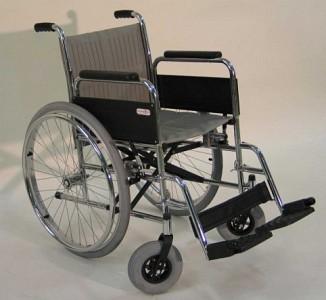 Invalidski voziček na ročni pogon VI114