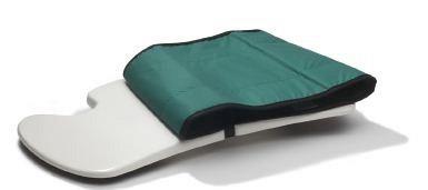 Deska za presedanje z drsečim platnom - ukrivljena