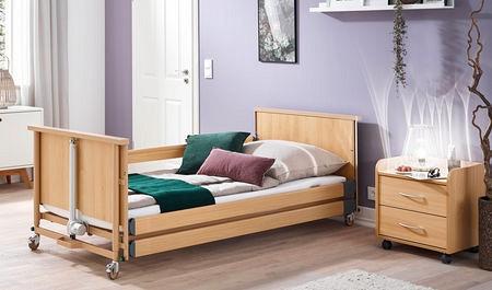 Električna negovalna postelja DALI LOW - ENTRY ECONOMIC