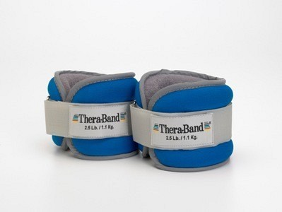 Thera-Band obtežilna manšeta 1,1 kg - par