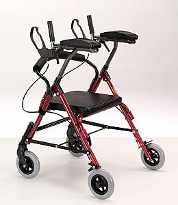 Otroška hodulja s kolesi - rolator 11.42NAP