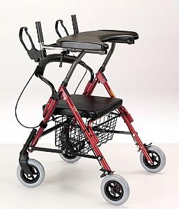Otroška hodulja s kolesi - rolator 11.42TP