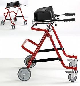 Otroška hodulja s kolesi za zadajšnji vlek 11.47C