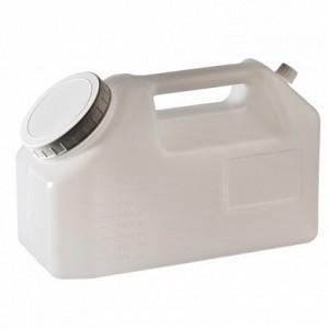 Urinska posoda s pokrovom 2,5L