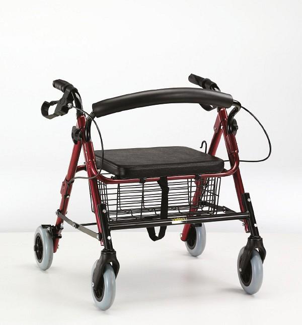 Otroška hodulja s kolesi - rolator 11.42NP
